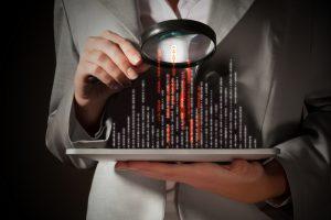 Поиск интернет-мошенника