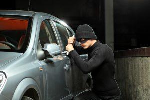 Розыск украденной машины
